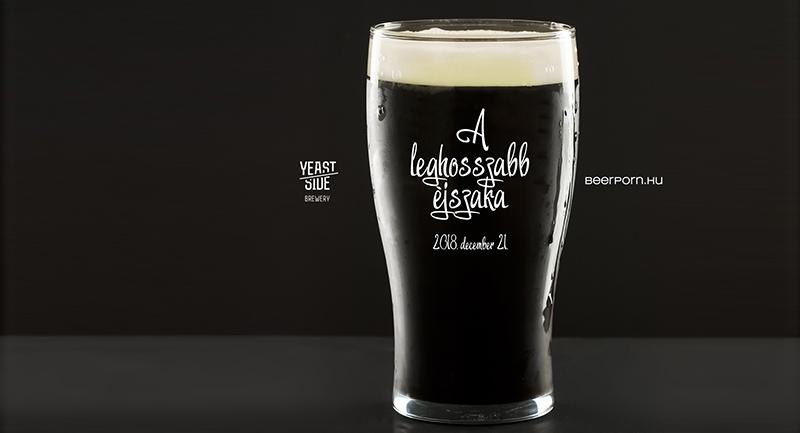 Szaloncukros sör - a legújabb őrület